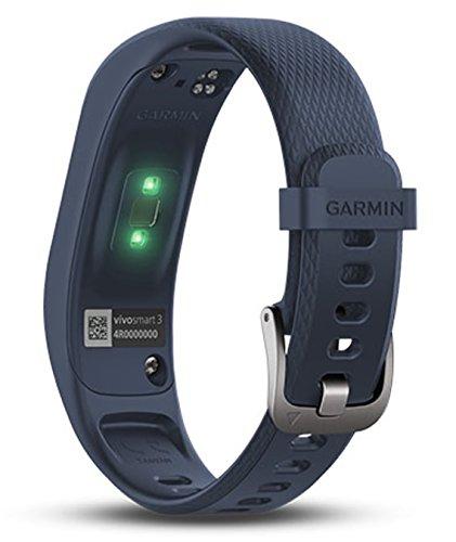 Garmin Garmin () giám sát vận động đồng hồ Vivosmart 3 đưa L Mã Quang * kế bước đo đếm số calo Rep á