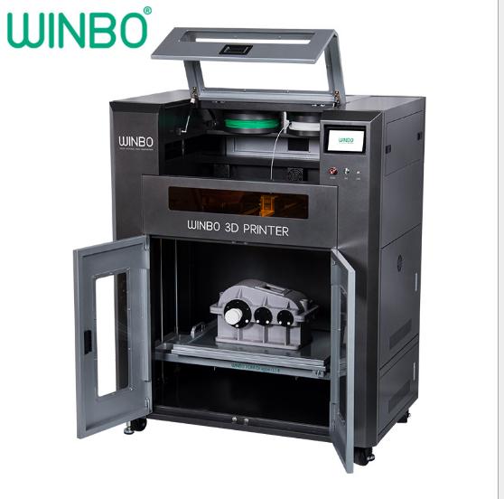 WINBO WINBO văn bác lớn công nghiệp tiên sinh 4 cấp độ chính xác cao cỡ lớn. Cấu trúc kim loại máy i