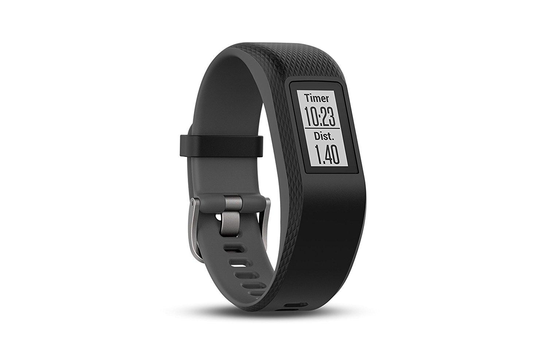 GARMIN GARMIN giai Ming GPS hoạt động lượng đo lường vivosport Slate vòng tay đen l mét (Quang * VO2