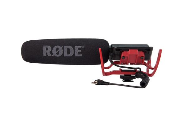 RODE  RODERhodes (RODE) VIDEOMIC loa 5D camera micro không ham 9V pin