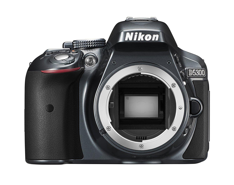 Nikon   Nikon Nikon D5200 máy ảnh kỹ thuật số (24.2 triệu điểm ảnh, 8.1 cm (3.2 inch) trên màn hình