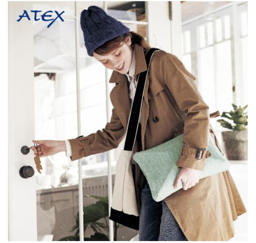 ATEX ATEX Nhật Xương cổ eo lưng đốt sống cổ, vai, cả gia đình nhiều chức năng massage gối màu xanh