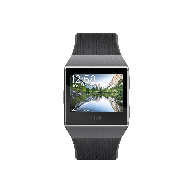 Fitbit Fitbit Ionic series sức khỏe thể thao nam nữ cùng chiếc đồng hồ thông minh, một kích thước