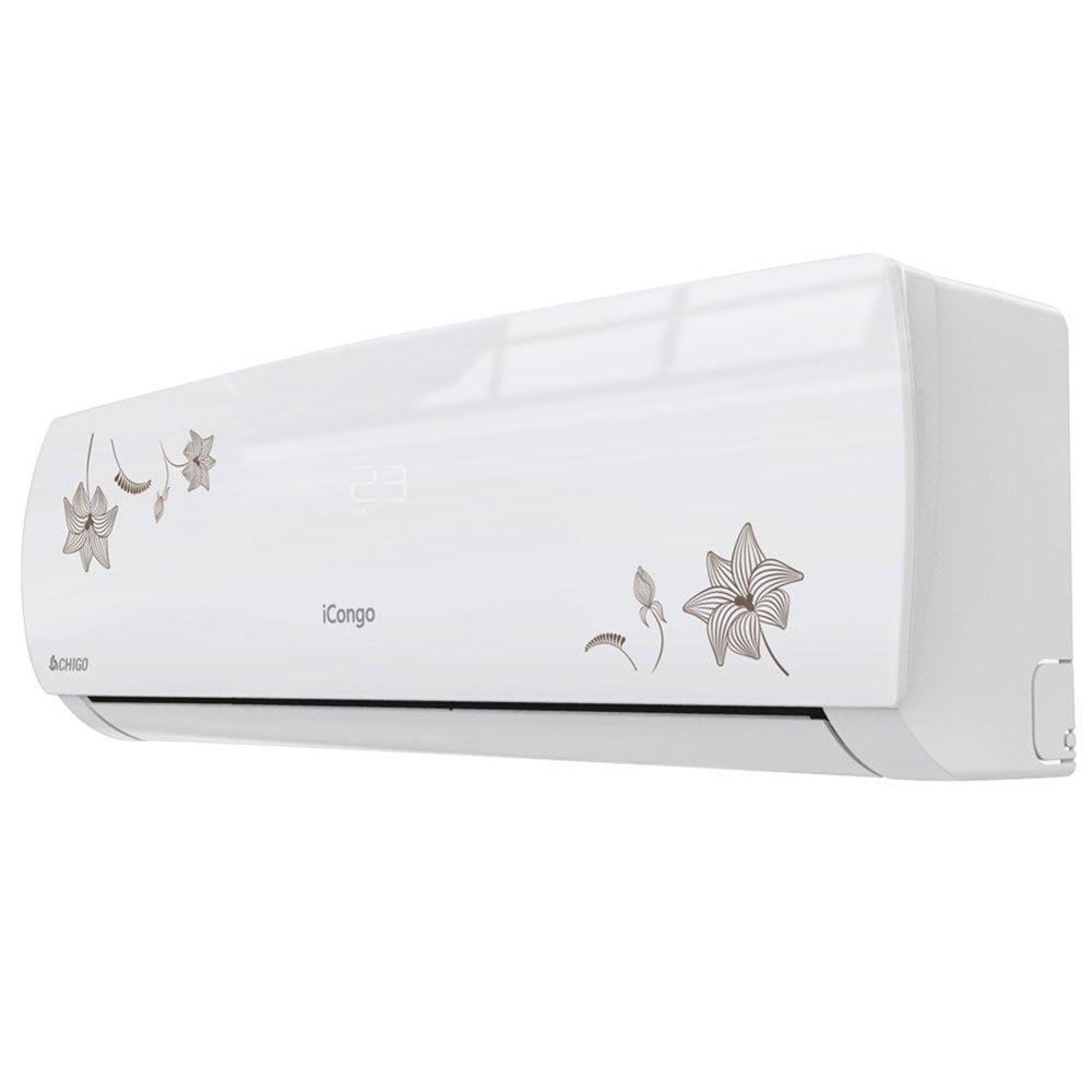 CHIGO KFR-26GW/BBP176+N2A+Y2 1 lớn thay đổi tần số ấm lạnh điện rơi hai máy điều hòa treo tường