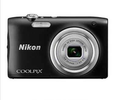 Nikon   Nikon COOLPIX A100 nhẹ loại máy ảnh kỹ thuật số, đen.