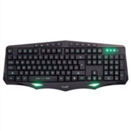 Inland Backlight Multimedia Gaming Keyboard (70114)