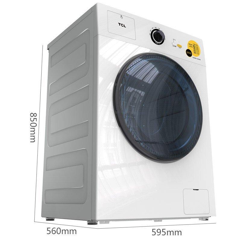 TCL TCL 8 kg nướng một tiệm giặt tự động hoàn toàn thay đổi tần số tiết kiệm điện gió máy thêm 8 nặn