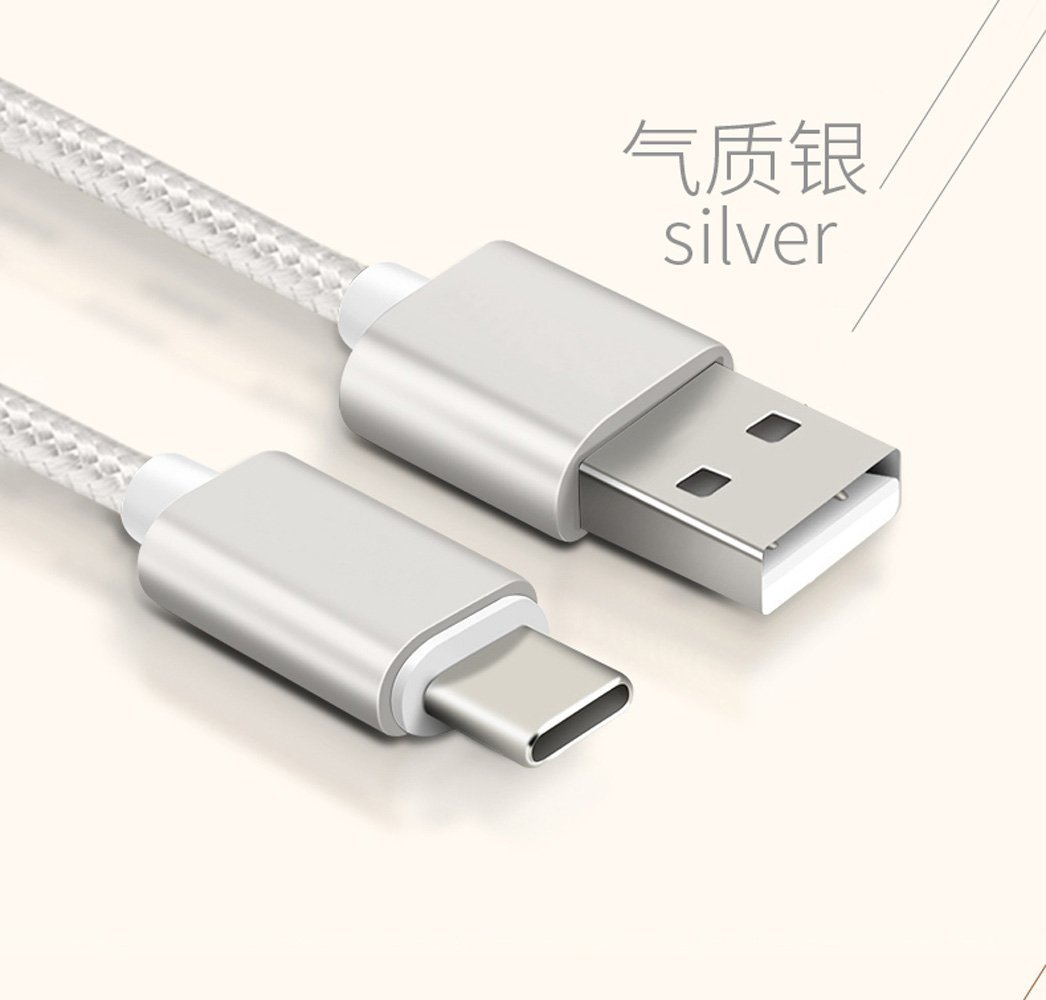 YOUWO đãi ngộ TypeC sạc dây dòng dữ liệu điện thoại Android sạc dây áp dụng nó 5/ Huawei p9/ râu 5/