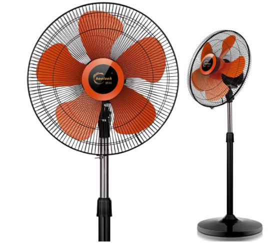 haoluck truyền hình màu fan 18 inch để fan hâm mộ đứng thời gian gia dụng công nghiệp thương mại côn