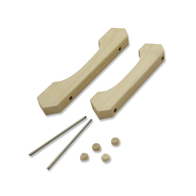 Solido 3 mảnh gỗ sồi cửa xử lý chiều dài 245 mm b3301