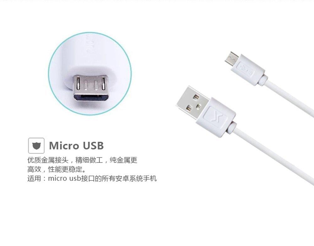 Đức Leicke Lake Huawei Remy Samsung Vivo bảng dữ liệu dây điện thoại Android sạc nhanh USB2.0 2A dây