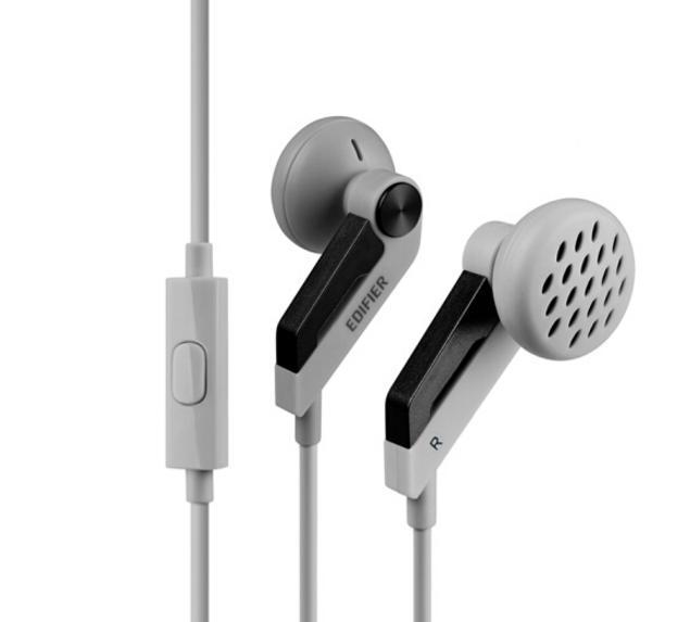 EDIFIER Tai nghe có thể gọi xe tai nghe nhạc H186P con chíp đen.