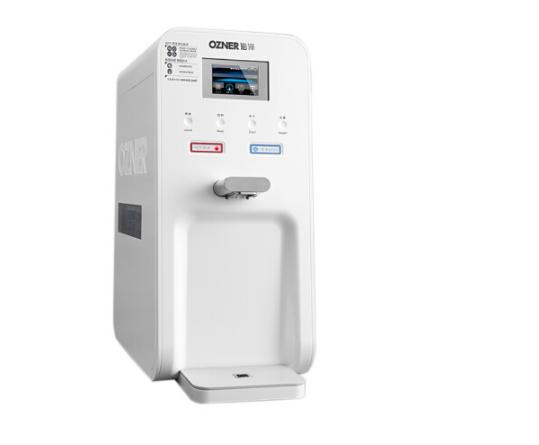 ozner (ozner) nhà đài thương mại trên loại thiết bị sưởi ấm một máy lọc nước sạch thông minh chống t