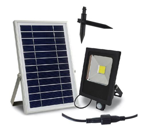 RUOCLN Nếu lấy năng lượng Mặt trời đèn sân Ánh sáng siêu sáng đèn LED trong cơ thể chống thấm nước n