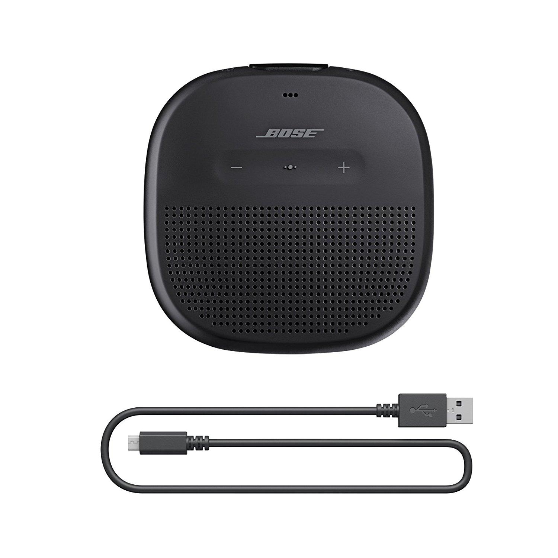 BOSE BOSE soundlink nhỏ màu đen trình Bluetooth