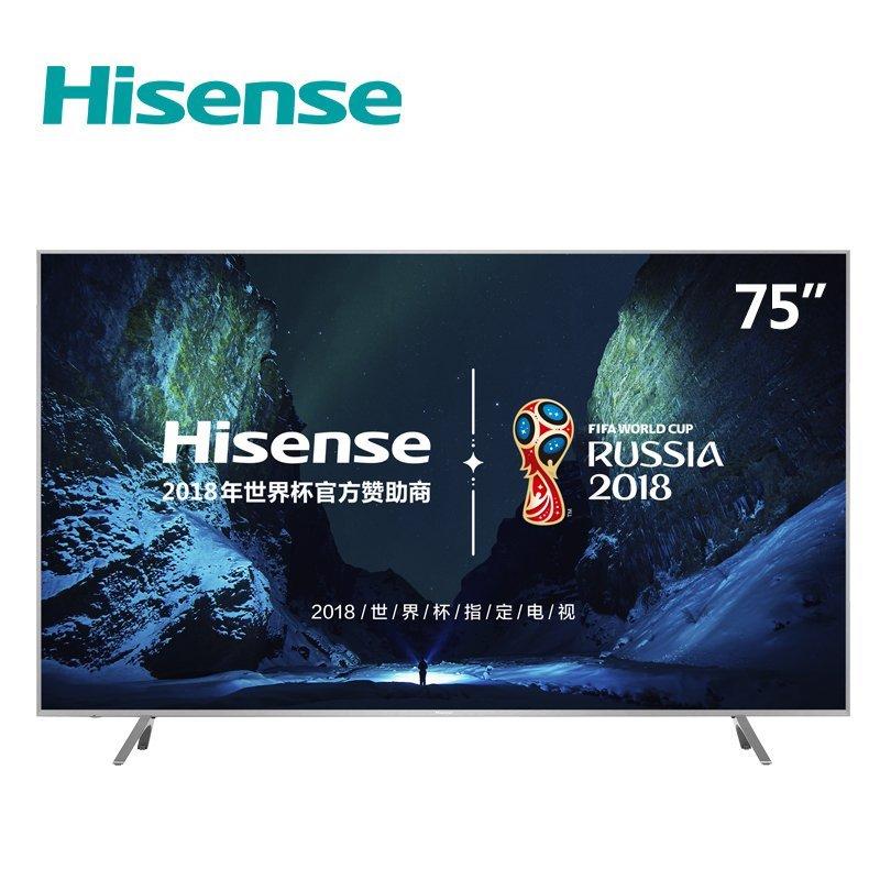 Hisense   Hisense/ LED75EC880UQ 75 inch 4K Smart TV độ nét cao mạng lưới tinh thể lỏng ULED