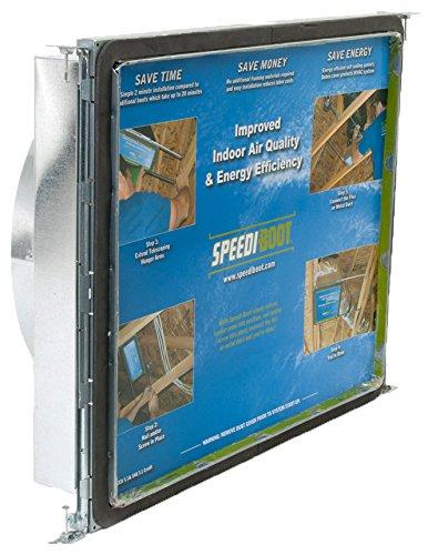 Speedi-Boot SBH-202520 SRA 20-Inch Chiều rộng của 25-Inch Chiều dài đến 20-Inch Đường kính Vuông-to-