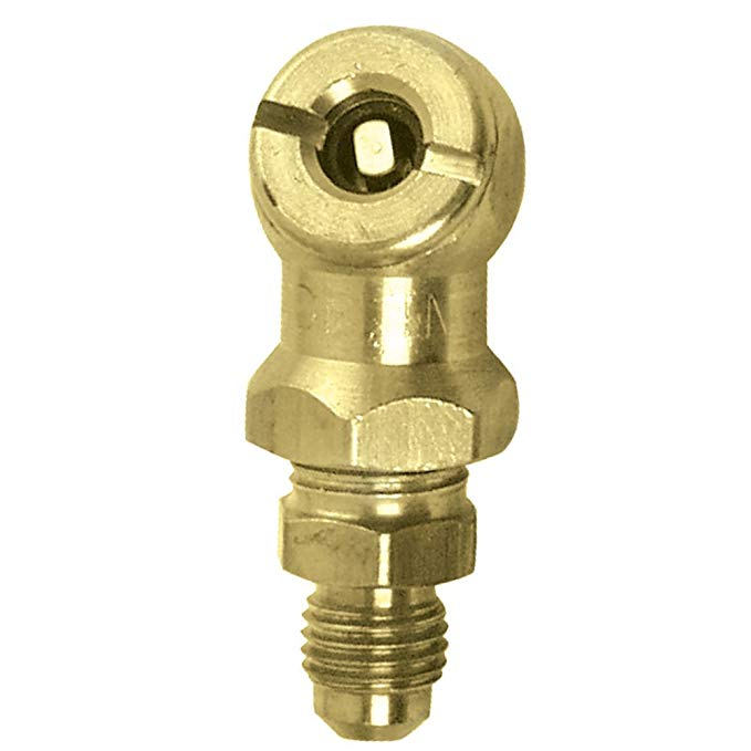 Uniweld 40045 AIR CHUCK với phụ kiện đường ống 1/4 inch m.f.