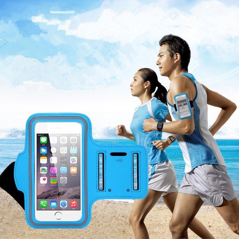 Moonyland chạm vào màn hình điện thoại tay chạy cánh tay gói du lịch Bộ Thể dục thể thao mang túi ch