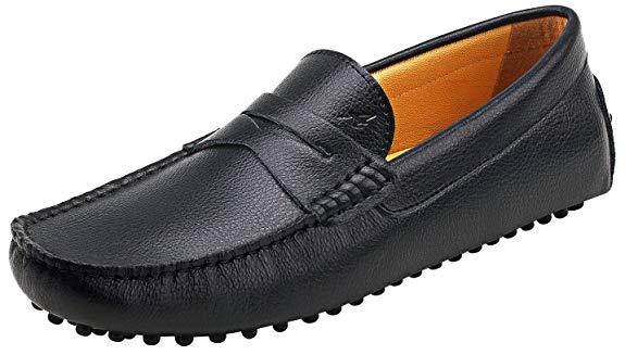 Giày lười nam da bò Ausland Wardfong