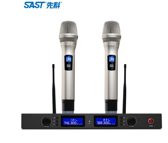 SAST (SAST) OK-66 micro không dây kéo hai loa 1 nhà hát sân khấu chuyên nghiệp KTV karaoke thật u KT