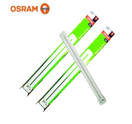 OSRAM (OSRAM) 36W dài hình ống kim loại 4 gọn tiết kiệm điện đơn chi giả Huỳnh quang màu 36W ánh sán