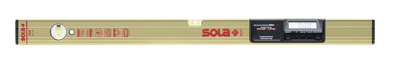 Sola Levels SOLA từ hộp nhôm cấp với kỹ thuật số điện tử máy đo độ nghiêng W / túi-enwm 60 T