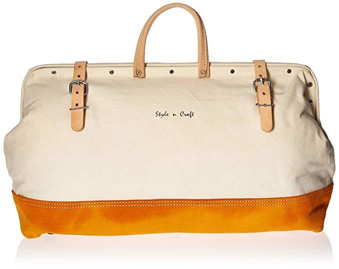 Style N Craft Phong cách N Craft 97516 MASON của Công Cụ Túi Vải / Da Lộn Da Kết Hợp