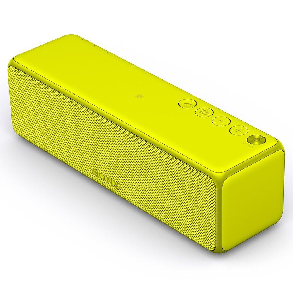 Sony Sony Sony H.ear Go SRS-HG2/YM nặng trầm Bluetooth không dây xách tay trình vàng chanh