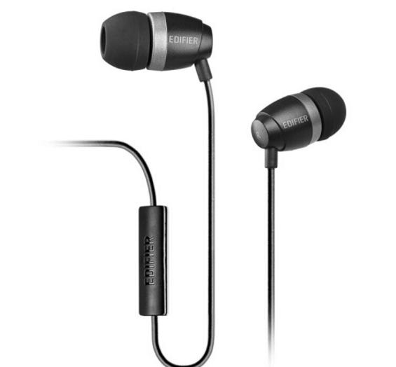 EDIFIER Xe nghe lọt tai loại tai nghe hi - Fi đưa Merina thể gọi điện thoại H210P đen tai nghe nhạc.