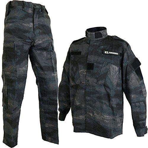 Bộ quần áo lính ngụy trang SHENKEL A-TACS LE, M A-TACS LE