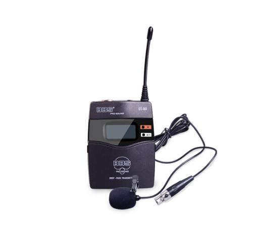 BBS BBS U-1600 micro không dây dẫn đầu đội 2 Micro không dây Clip chủ trì giáo sư giảng dạy đầu đen