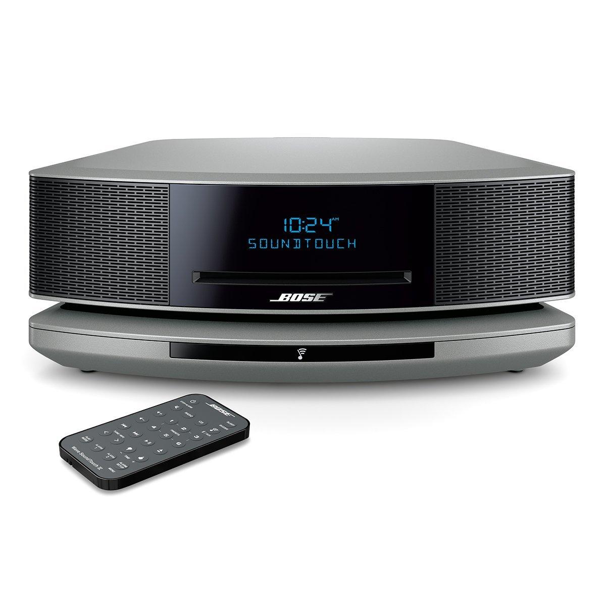 BOSE Bose Wave SoundTouch IV hệ thống âm nhạc / trình / dàn âm thanh WIFI/ Bluetooth /CD Player (bạ