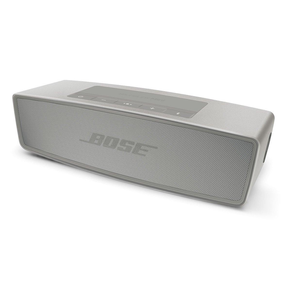 BOSE BOSE soundlink mini Bluetooth trình II xám nhạt.