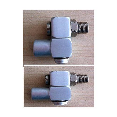 Truepower AIR Hose 1/2 inch kết nối quay 2 chiều - 2 máy