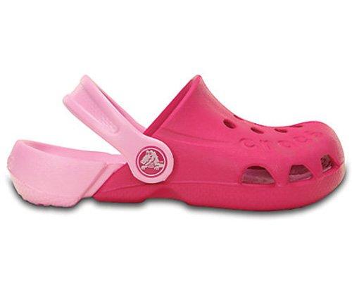 Dép nhựa đế chống trượt, có quai hậu cho trẻ em crocs
