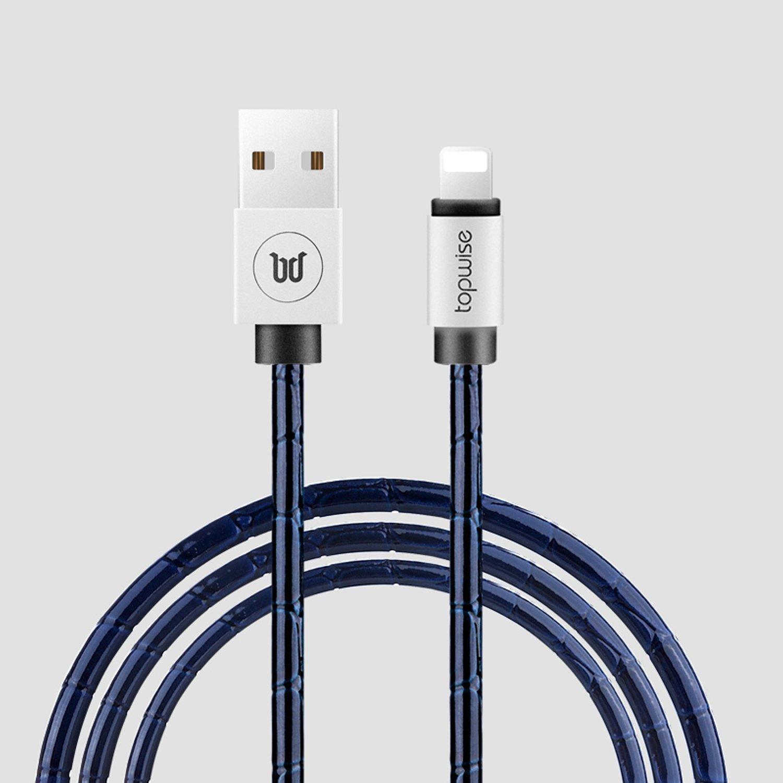 Topwise táo dòng dữ liệu Lightning đi đường kết nối USB Apple áp dụng cho Apple x 8 / 8plus/iPhone7/