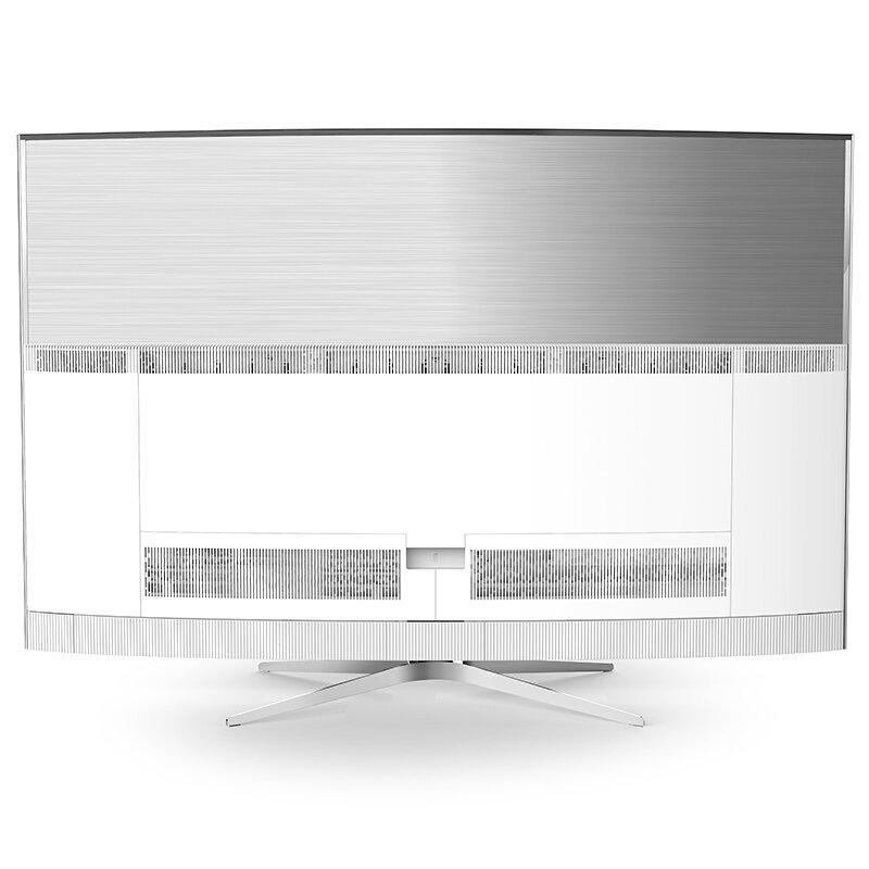 TCL   TCL Q65X1S-CUD 65 cm chấm lượng tử 4K bề mặt thông minh LED TV plasma (đen)