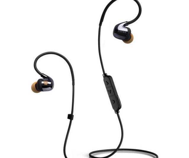 EDIFIER Xe Bluetooth không dây tai nghe stereo đặc thoải mái nghe lọt tai thức con chíp W295DSP tùy