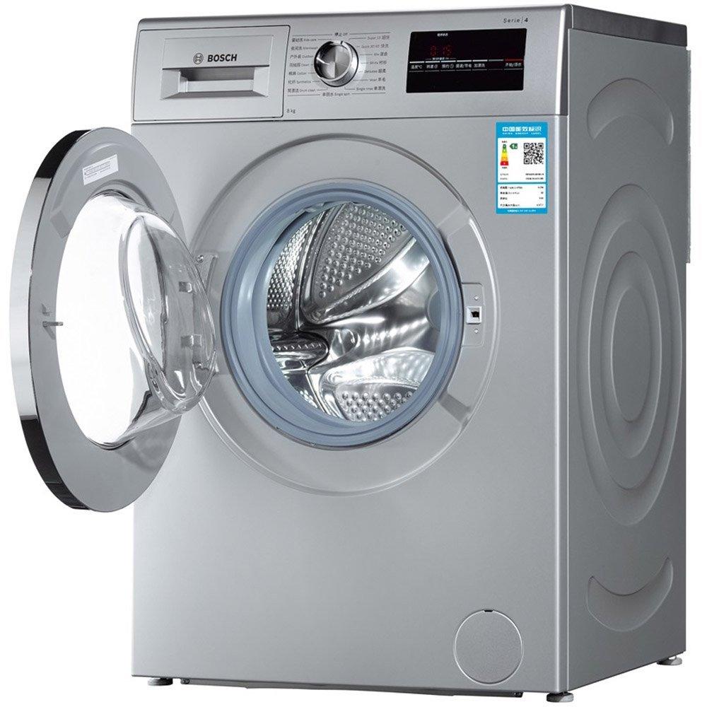 Bosch Bosch WAN241C80W 8 kg thay đổi tần số, con lăn máy giặt quần áo giặt màn hình và Midway đã dẫn