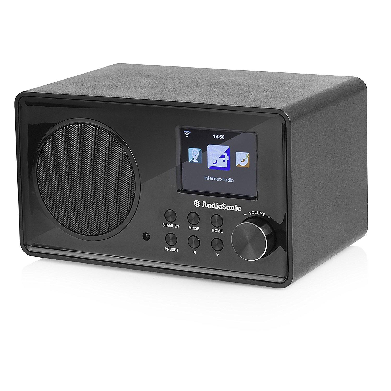 AudioSonic AudioSonic WIFI RD - 8520 Internet radio 195 x 10 W 110 x 118 mm