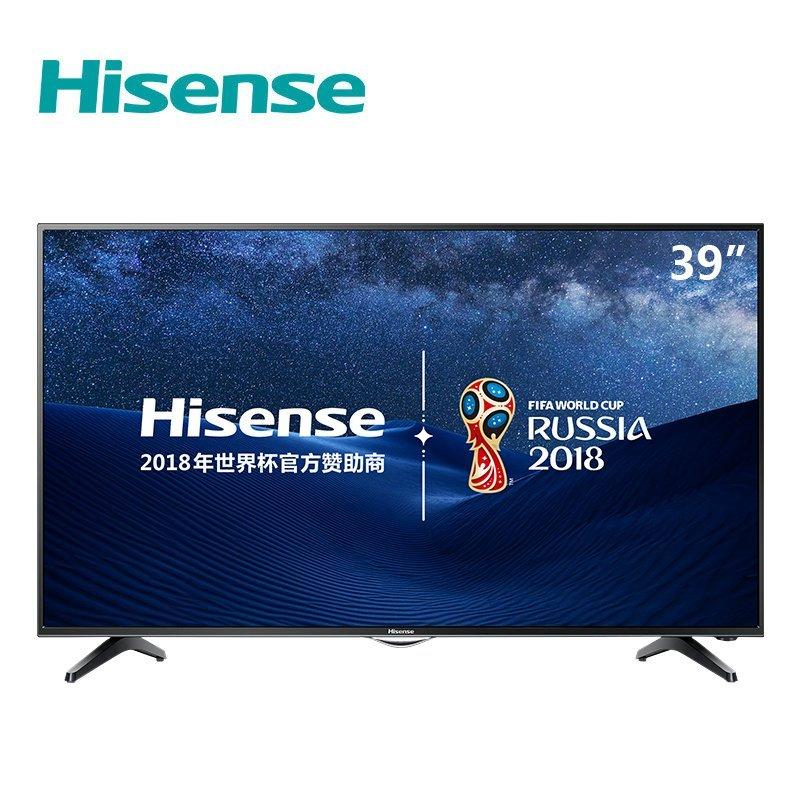 Hisense  Hisense/ LED39EC300D 39 inch TV độ nét cao phiến đá tinh thể lỏng phòng ngủ màu xanh truyền