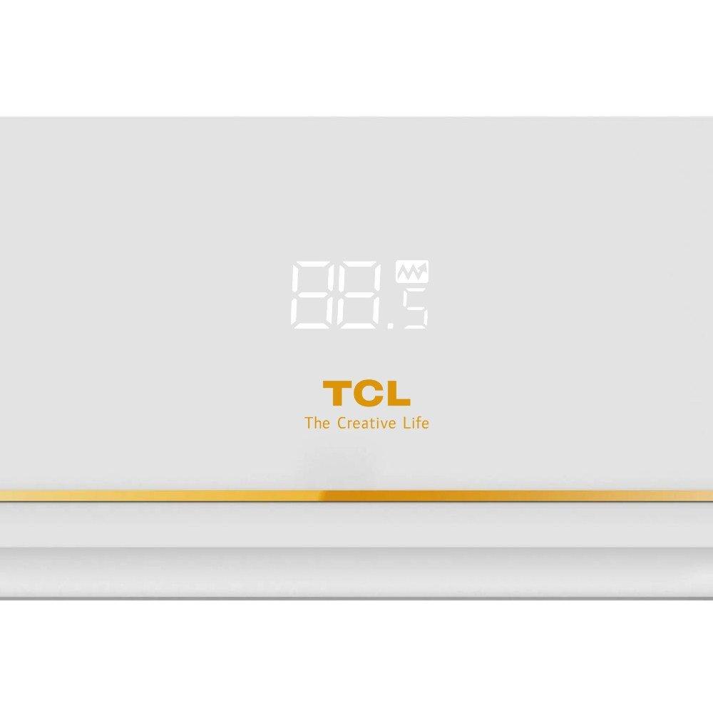 TCL KFRd-35GW/HC12BpA 1,5 con ngựa P thay đổi tần số điều hòa áp dụng kiểu treo tường ấm lạnh 17-23.