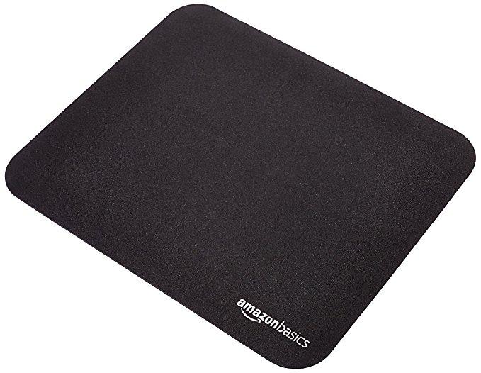 AmazonBasics Gaming Mouse Pad Tiêu chuẩn đen