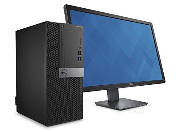 Máy tính để bàn Dell DELL Dell OptiPlex 7050MT (Intel Core I7-7700 (4.2GHz-4.5GHz) bốn bộ xử lý bốn