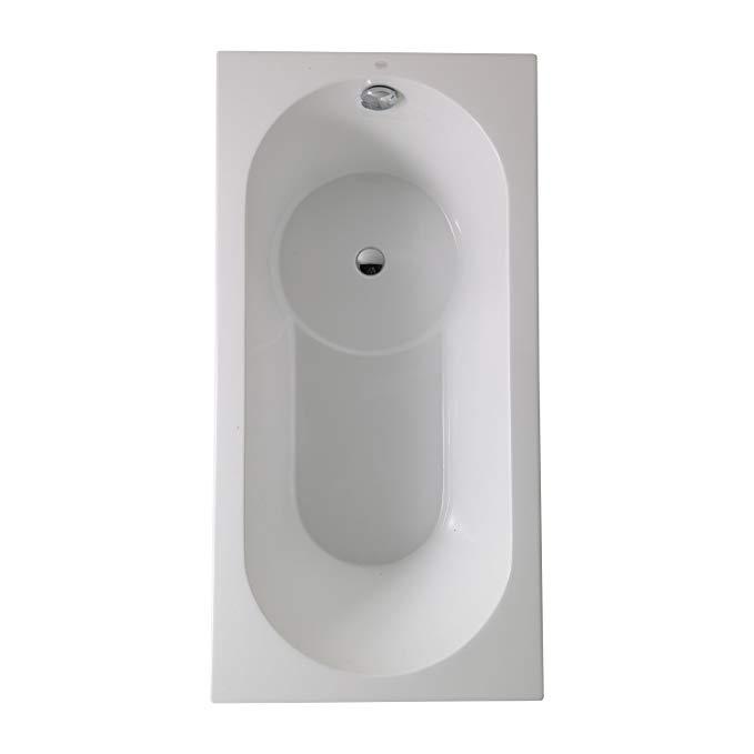 BRAVAT Braun Bồn tắm acrylic countertop 1.5m B25505W