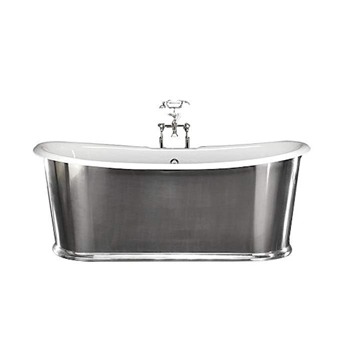 Nội Thất phòng Tắm : Bồn Tắm cao cấp bên ngoài bọc vàng 24k.