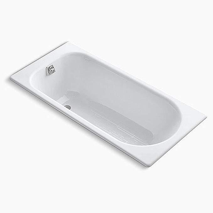 KOHLER Kohler Soshang Bồn tắm bằng gang đúc 1,7m K-940T-0 (bao gồm nước gốc Kohler 17295, không có t
