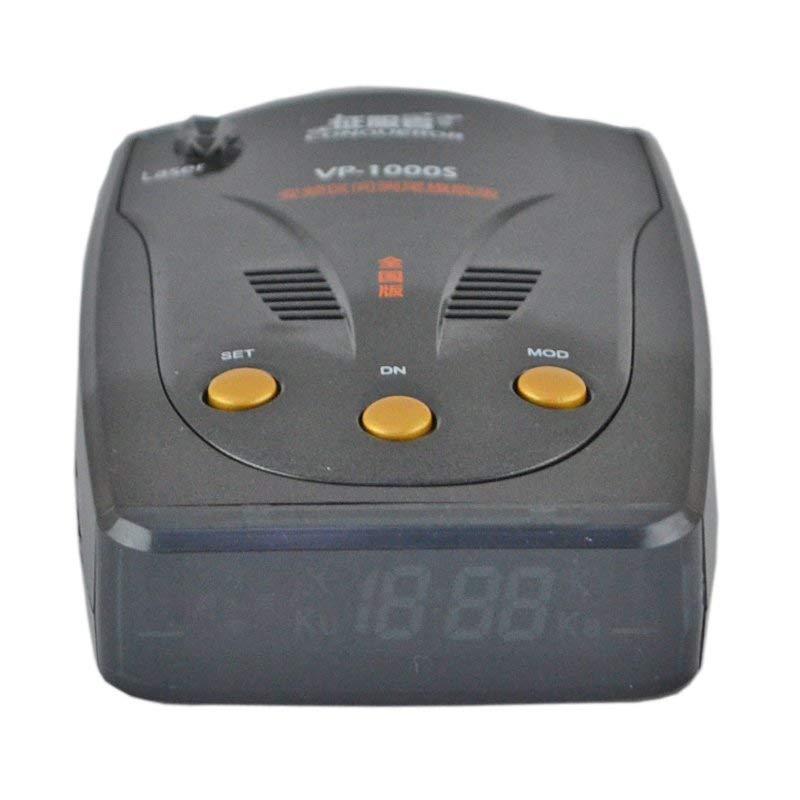 Mới 17, kẻ VP-1000S chó điện tử chảy khoảng thời gian cố định, radar cảnh báo cụ máy cập nhật miễn p