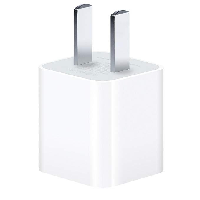 Bộ sạc USB / iPad / iPod Apple 5W / Bộ đổi nguồn MD814CH / A